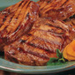 Balsamic Pork Chops with Rosemary