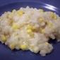 Corn and Parmesan Risotto