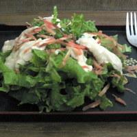 Molasses Yogurt Veggie Salad