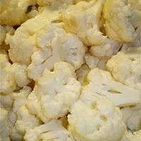 Cauliflower & Potatoes ~ Indian style