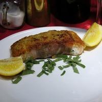 Salmon Saltimbocca