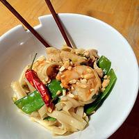 Shanghai Chicken and Shrimp Stir Fry