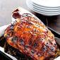 amazing glazed ham