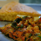 Curried Sweet Potato Hash