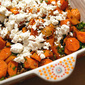 Warm Butternut Squash, Sweet Potato and Lentil Salad