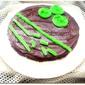 Vegan Dates & Chocolate Cake