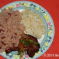 Belize-Style Red Beans & Rice