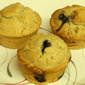 Muffin Mondays - Mini Lemon-Blueberry Muffins