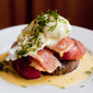 Alex Boake's Smoked Salmon Eggs Benedict
