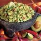 Quick Organic Guacamole