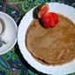 3 Flour-Gluten Free Pancakes
