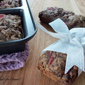 Chocolate, Strawberry and Banana Muffins
