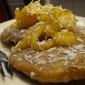 Passing Daisies Mango Coconut Pancakes