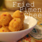 Gluten Free Fried Pimento Cheese