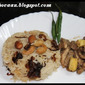 Recipe: Manglorean Sweet Pulao / Pilaf - Vegan