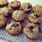 Blueberry or Saskatoon Berry Muffins