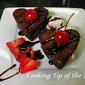 Recipe: Romantic Brownie Sundaes