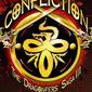 The Confliction - The Dragoneers Saga Book III - Michael Robb Mathias, Jr., Author