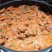 Khalia - Georgian Beef Stew