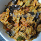 Eggplant curry - Andhra style