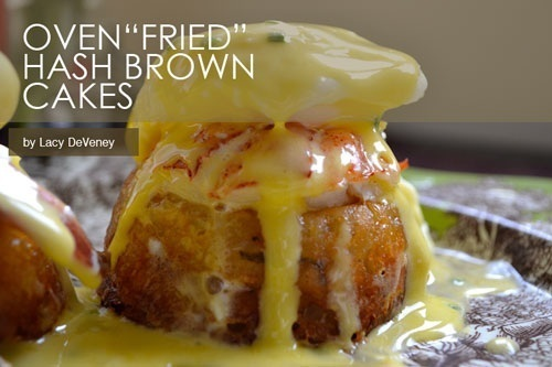 "Individual Oven ""Fried"" Hash Browns Recipe by Lacy ..."