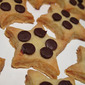 Mini Chocolate Chip Stars