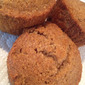 Spicy and Healthier Whole Wheat Applesauce Muffins