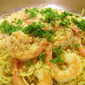 Thinking Of Summer...Linguini With Shrimp And Lemon Oil