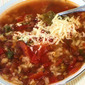 Grandma's Lentils and Rice Soup with Video