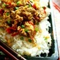 BUTTER AND GARLIC PORK WITH CRISPY FRIED GARLIC This dish is...