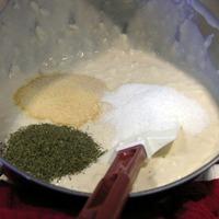 Mega Garlic Basil Foccacia