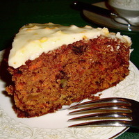 Carrot Cake the Ultimate