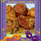 Jambalaya for the Virtual Mardi Gras Party