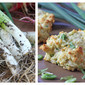Pepper Jack, Scallion and Cilantro Drop Biscuits - A Food Photography Challenge