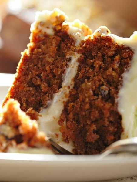 Healthy Carrot Cake Recipe by Nathan - CookEatShare