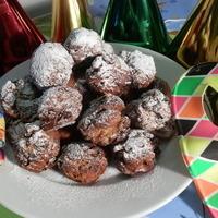 Frittelle carnival treats