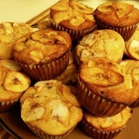 Easy to Make Banana Muffin