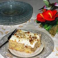 Hummingbird Sheet Cake