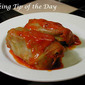 Recipe: Stuffed Cabbage