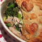 Friday Pie Day: Chicken and Leek Pie