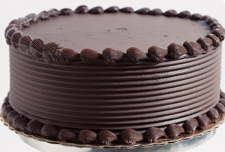 A Delectable Sweet Surprise A Chocolate Cake Made At Home Recipe By