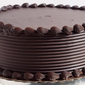 A Delectable Sweet Surprise a Chocolate Cake Made at Home