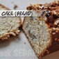 Banana cake (bread)