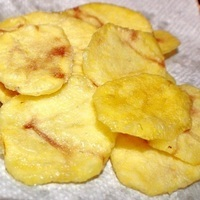 Microwave Potato Chips Healthier Than Store Bought
