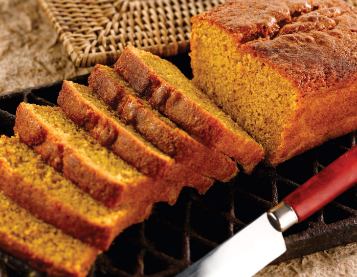 Easy To Make Pumpkin Bread A Homemade