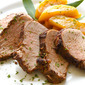 Spice-Rubbed Pork Tenderloin with Apples