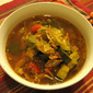 Southwestern Turkey and Vegetable Soup