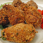 Buffalo Tofu wings- baked not fried wonder!