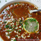 Classic Creole Turtle Soup