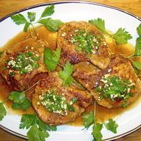 Creole Spiced Pork Chops
